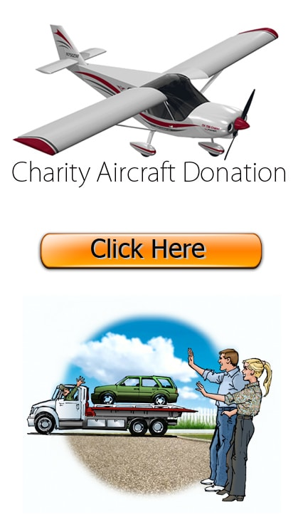 Aircraft Donation Oregon