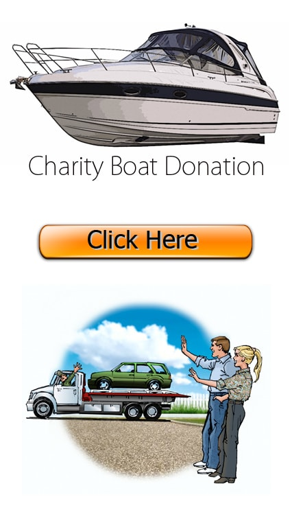 Boat Donation California